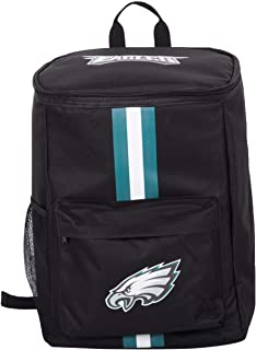 Cooler Backpack – Portable Soft Sided Ice Chest – Insulated Bag Holds 36 Cans - NFL Football Gear – Show Your Team Spirit ...