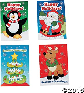 36 MINI HOLIDAY FUN and GAMES Activity BOOKS/Stocking STUFFERS/PARTY FAVORS/TEACHERS/Daycare/2 1/2