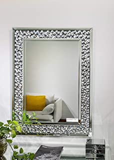 Art Decorative Wall Mirrors Large Grecian Venetian Mirror for Hotel Home Vanity Sliver Mirror (27.5