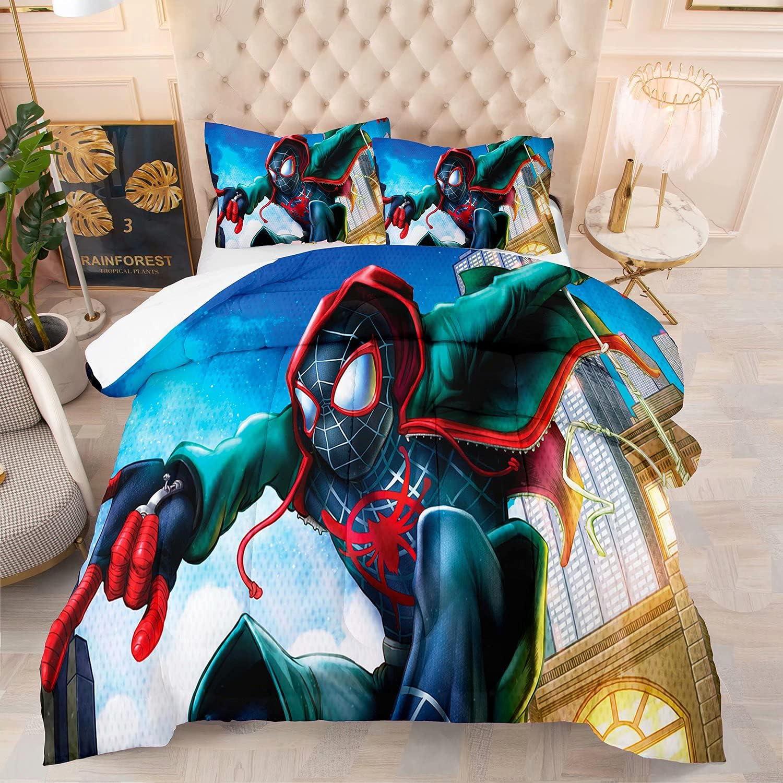 Kids Comforter Sets Spider-Man: Into Spider-Verse price Bedr The Indefinitely Movie
