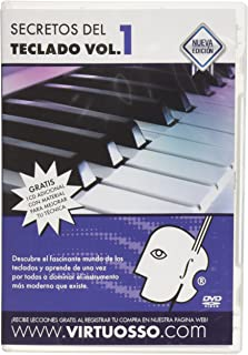 Virtuosso Musical Keyboard Method for Beginners 3 DVD (Curso