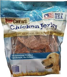 Top Chews Chicken Jerky 48oz