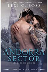 Andorra Sector: A Shifter Omegaverse Romance (X-Clan Series) (English Edition) Format Kindle