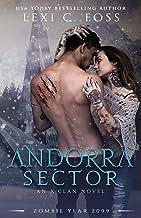 Andorra Sector: A Shifter Omegaverse Romance (X-Clan Series Book 1)