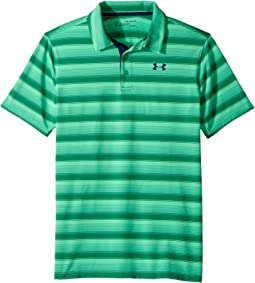 Playoff Stripe Polo (Big Kids)