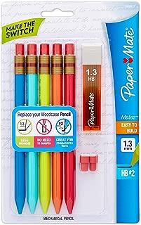 Paper Mate 1868817 Mates 1.3mm Mechanical Pencil Starter Set
