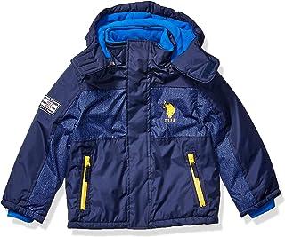 US Polo Association Boys' Big Outerwear Jacket