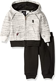 English Laundry Baby Boys 2 Piece Hoodie and Jogger Set