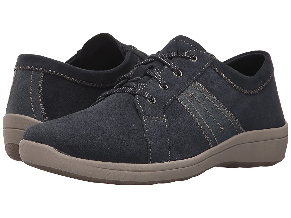 Easy Spirit Litesprint (Dark Blue/Blue Suede) Women