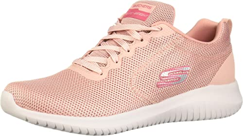 Skechers Wohommes Ultra Flex - Libre Spirits rose Ankle-High Fabric mode paniers 8M
