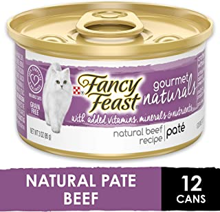 Purina Fancy Feast Pate Adult Canned Wet Cat Food