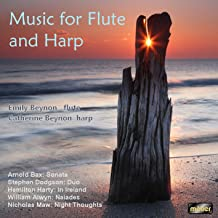 Bax, A.: Sonata for Flute and Harp