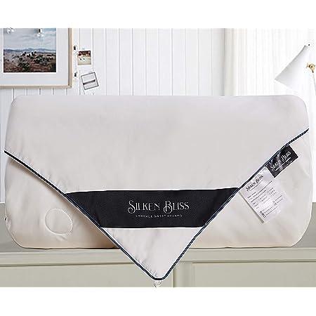 Luxury fill duvet pillow algódon silikona set 4 season 220x240 cm