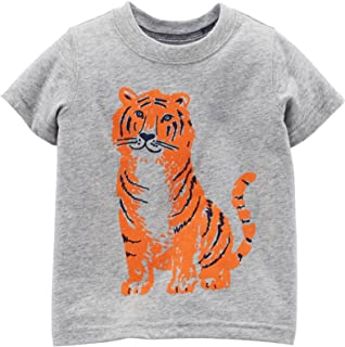 Carter's Baby Boys' Graphic Tee (Baby) - Tiger