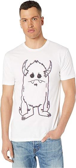 375e632d1b16 Fendi kids long sleeve monster eyes graphic t shirt infant