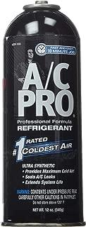 Interdynamics A/C Pro ACP-102 Ultra Synthetic A/C Recharge R-134a (12 Ounces)