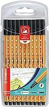 STABILO Point 88 Fineliner, Black, Wallet of 10
