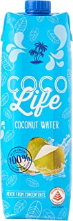 Cocolife Coconut Water, 1L, (Pack of 12)