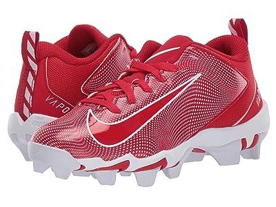 Nike Kids Vapor Untouchable Shark 3 Football (Toddler/Little Kid/Big Kid) (University Red/University Red/White) Kids Shoes