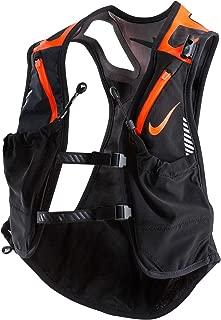 Nike Trail Kiger Vest, Medium, (Black/Total Crimson)