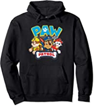 PAW Patrol Group (Chase, Marshall, Rubble) Pullover Hoodie