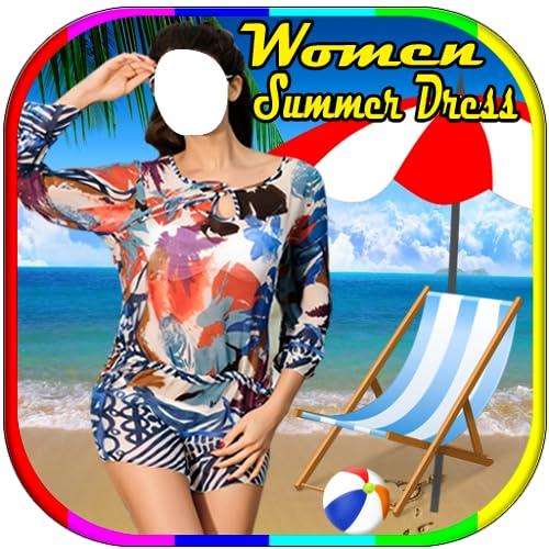 Women Summer Dress Suit