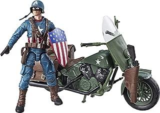 Best marvel legends motorcycle Reviews