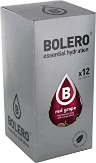 Bolero Advanced Hydration Classic Sachets, Sugar-Free Water Flavoring Packets, Convenient Calorie-Free Drink Mix Powder Pa...