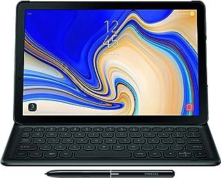 Samsung Electronics EJ-FT830UBEGUJ Galaxy Tab S4 Book Cover Keyboard, Black