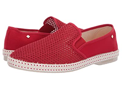 Rivieras Classic 20 Slip-On (Red) Men