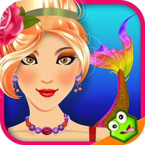Mermaid Princess Wedding Salon FREE