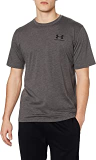 Under Armour Mens Sportstyle Left Chest Short Sleeve T-Shirt