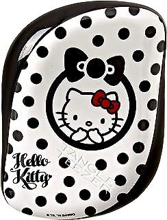 Tangle Teezer Compact Styler Hello Kitty Peine, Negro y
