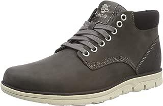 Timberland 男式 bradstreet 皮革及踝靴