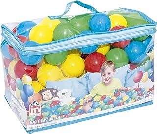 Bestway 52027 - Bolas de Colores para Piscina de Bolas