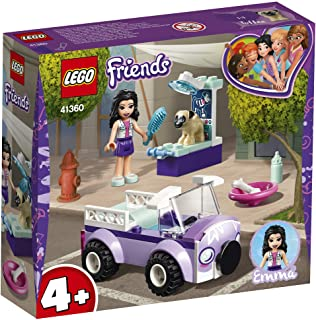 LEGO Friends Emma's Mobile Vet Clinic for age 4+ years old 41360
