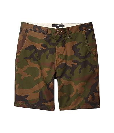 Vans Authentic Stretch Shorts 20 (Os Camo) Men