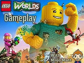 Lego Worlds Gameplay With Mojo Matt