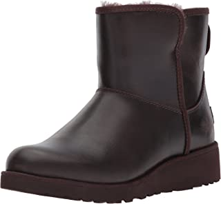 UGG Australia Women's Kristin Leather Winter Boot