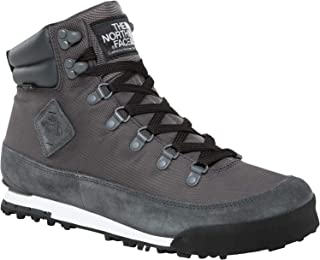 North Face Back to Berkeley Walking Boots 10 D(M) US Dark Shadow Grey TNF Black