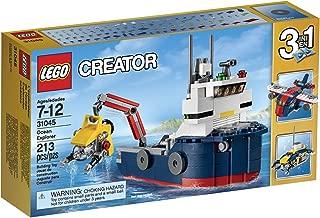 lego ocean explorer set