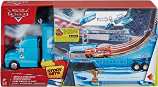Disney Pixar Cars Drop & Jump Gray Playset