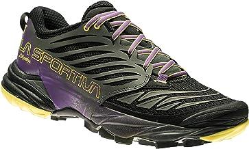 La Sportiva Akasha Woman Black/Purple, Zapatillas de Deporte para Mujer