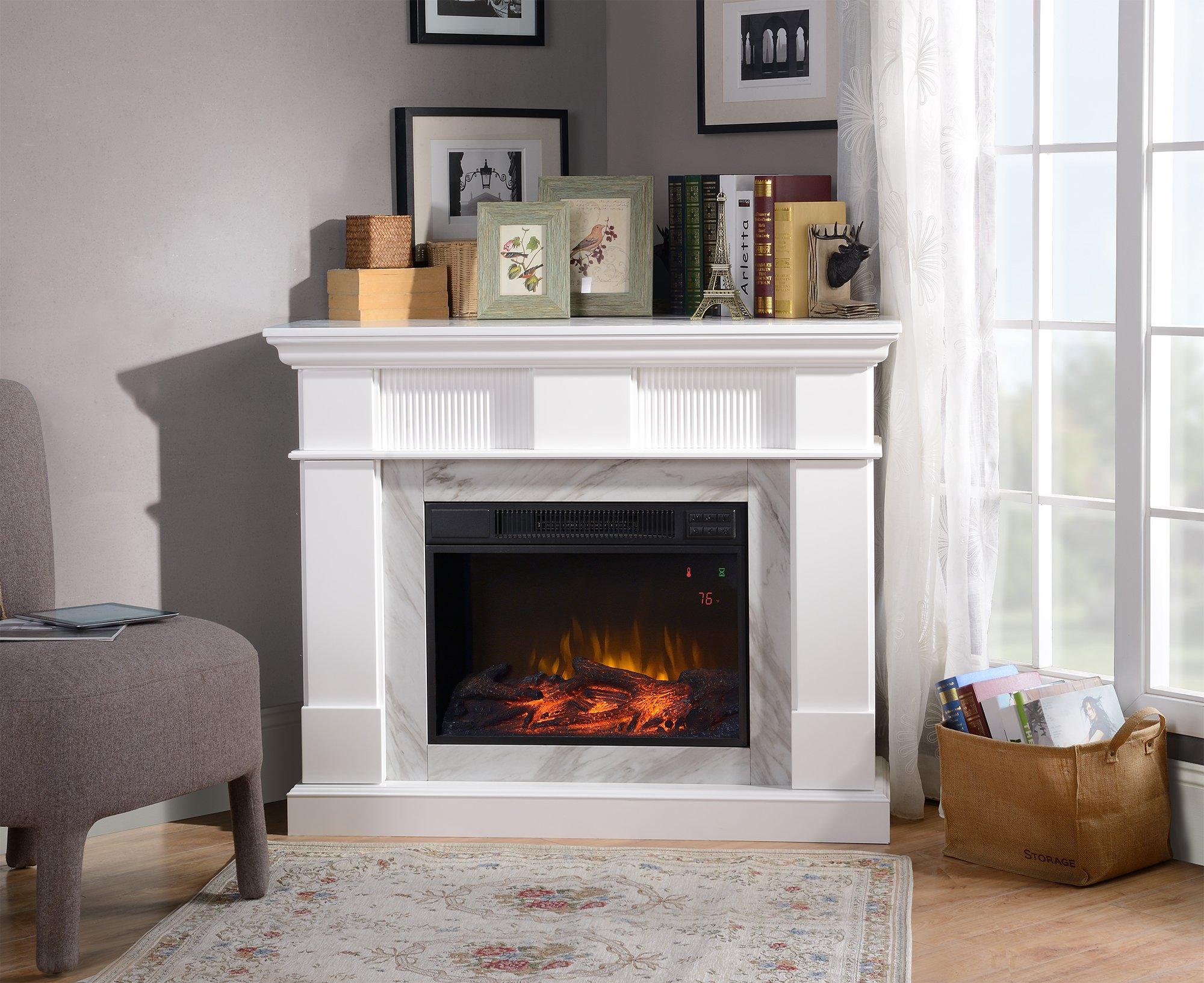 corner fireplace mantel amazon com rh amazon com corner fireplace mantel design ideas corner fireplace mantel decorating ideas