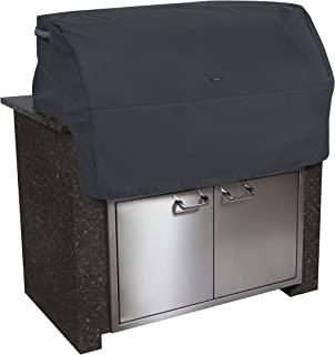 Classic Accessories 55-397-360401-EC Ravenna Cover for Built-In Grills, Black (X-Small)