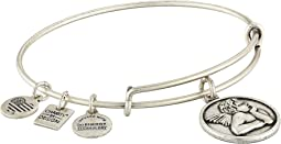 Alex and Ani - Charity by Design - Cherub Expandable Charm Bangle Bracelet