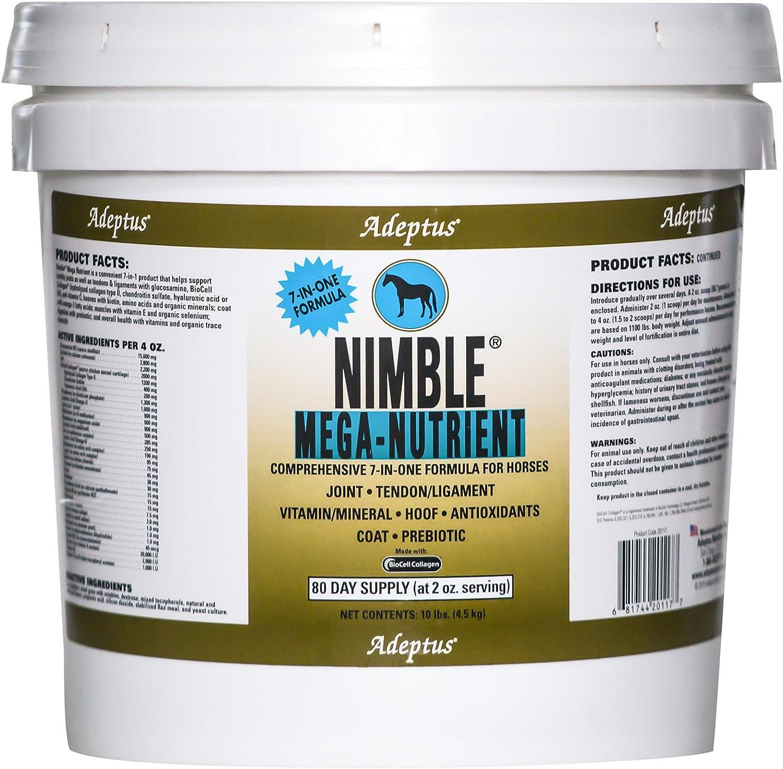 Adeptus Nutrition Nimble Mega Nutrient (7inone formula)