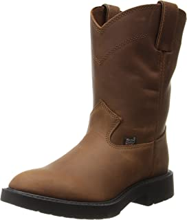 Justin Boots Work Boots (Toddler/Little Kid)