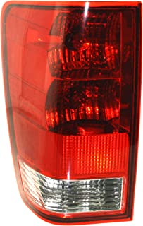 Best nissan titan tail light assembly Reviews