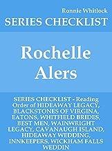 Rochelle Alers - SERIES CHECKLIST - Reading Order of HIDEAWAY LEGACY, BLACKSTONES OF VIRGINA, EATONS, WHITFIELD BRIDES, BEST MEN, WAINWRIGHT LEGACY, CAVANAUGH ISLAND, HIDEAWAY WEDDING, INNKE